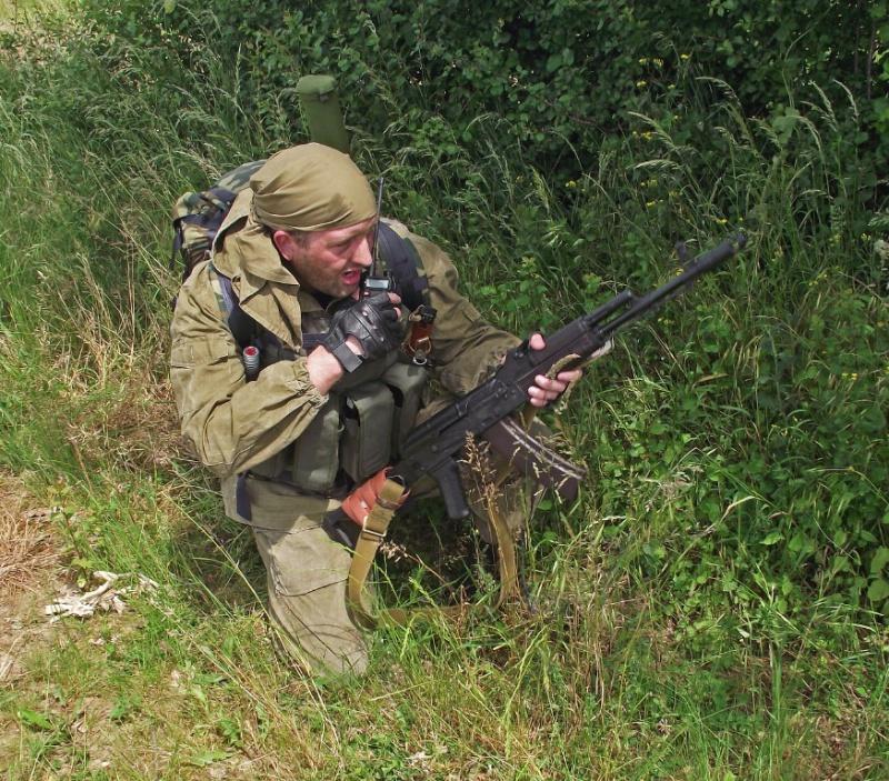 SPETSNAZ GRU Chechnya 1999 89212620140526173121