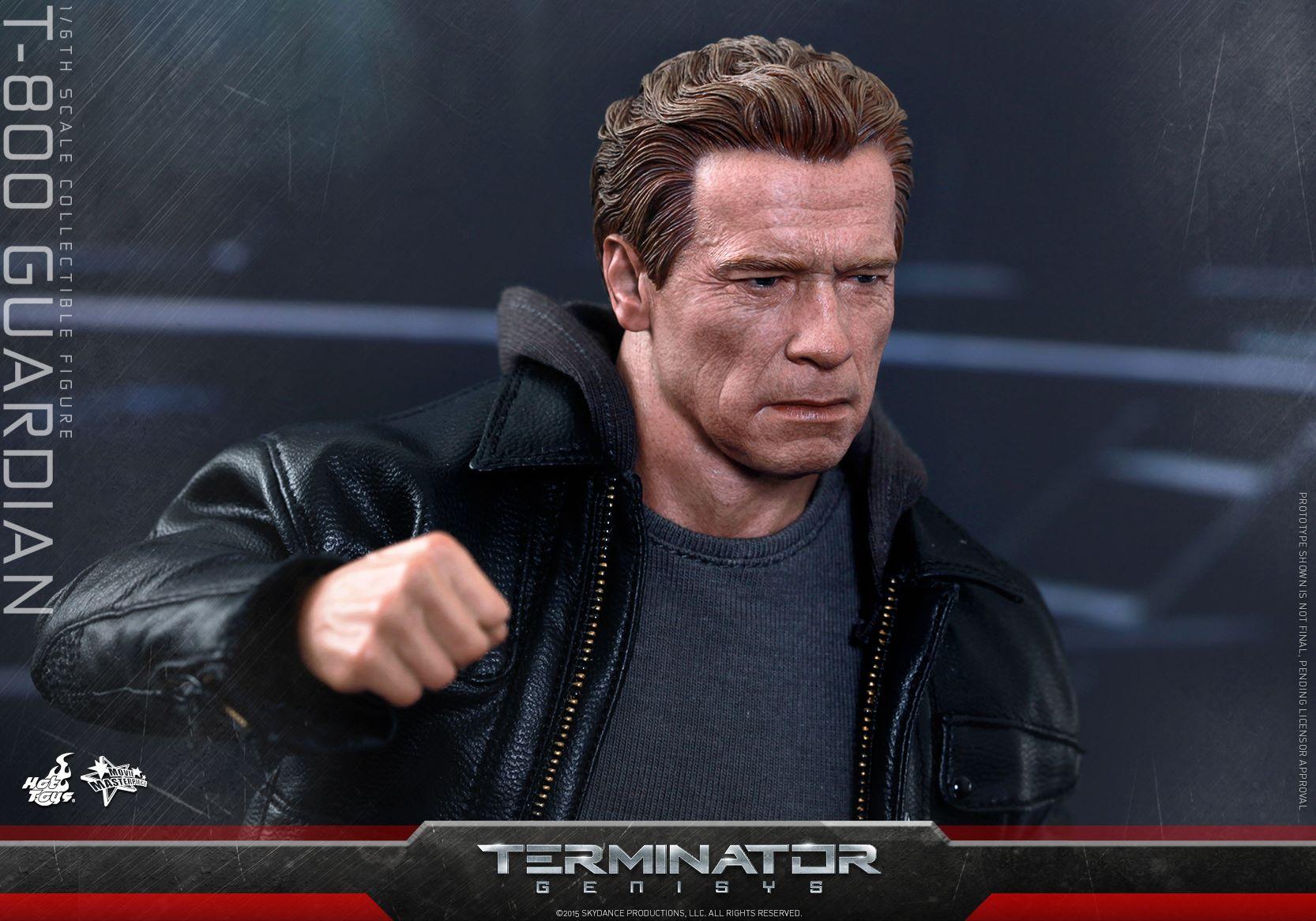 HOT TOYS - Terminator Genisys - T-800 Guardian 892167112