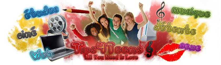 Tips4Teens : Le forum Ados 892374v2