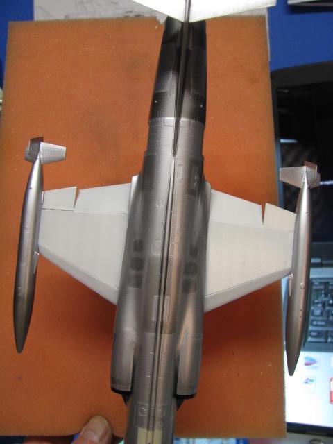DUO: F-104N (NASA) + F-104G (BAF) Hazegawa 1/48  - Page 2 892510IMG6373