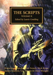 Programme des publications The Black Library 2014 - UK 894041hhscriptbookii