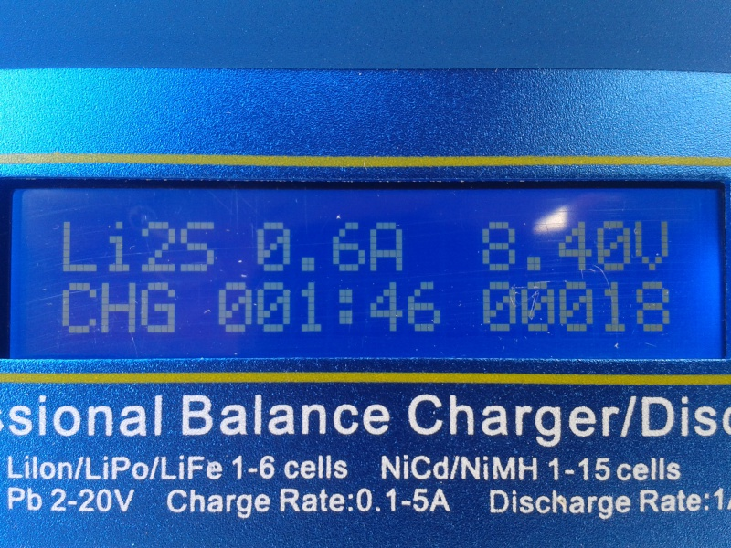 charge imax b6 probleme 89470220150414164150
