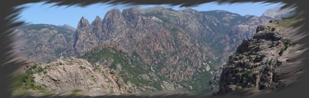 Les Montagnes Rocailleuses