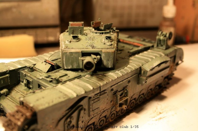 Churchill avre mk3  de chez afv club 1/35 894921IMG2360