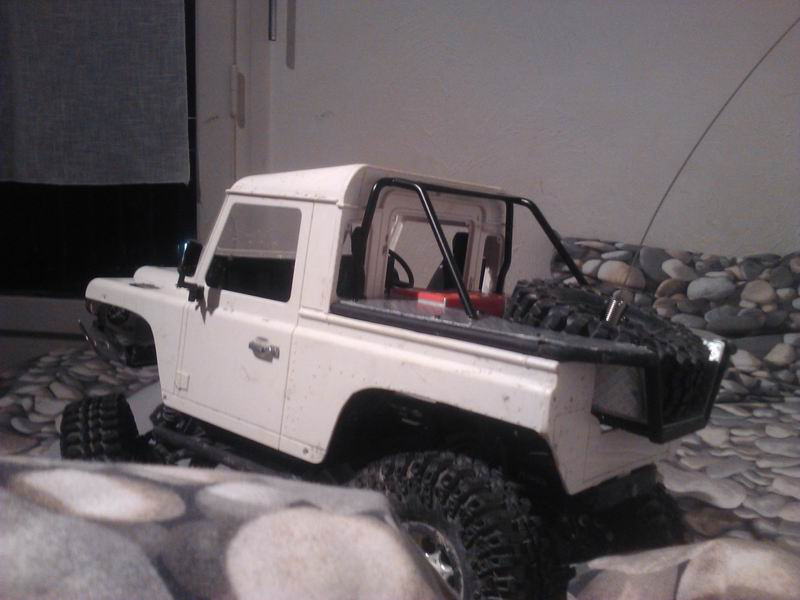 [ SCX10 Axial ]  Jeep'eu rien turn away ! Short chassis and Timber Style ! - Page 2 897469ResizeofWP001113