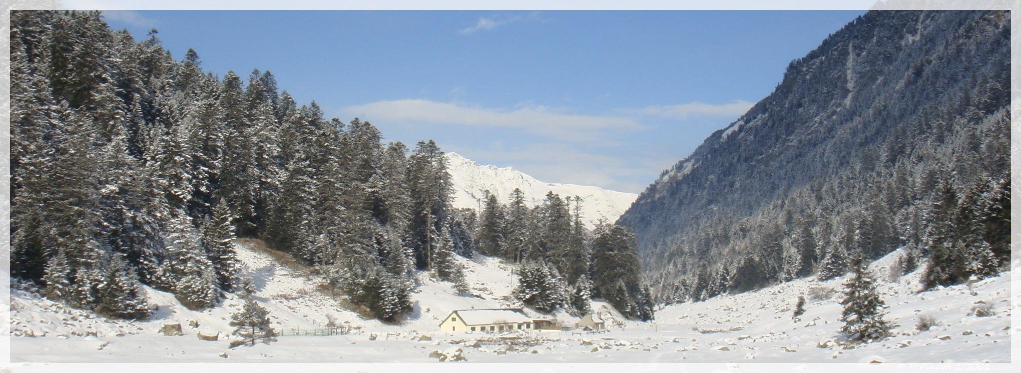 Une semaine à la Neige dans les Htes Pyrénées - Page 2 898394DSC01152