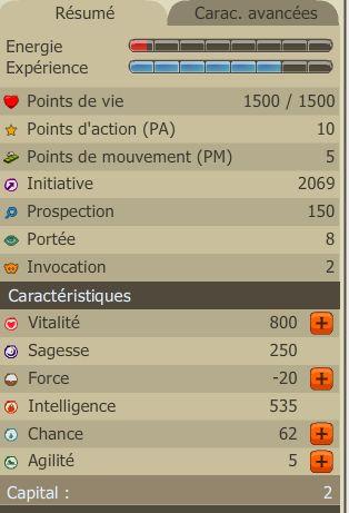FnX-Alfakyn : Panda 107 -> 130 feu ~ pvp/pvm ~ G5 (03/05/11) 898674caract130