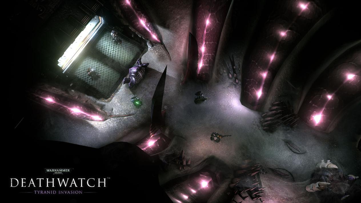 [Jeu vidéo] Deathwatch: Tyranid Invasion 8987321264x711