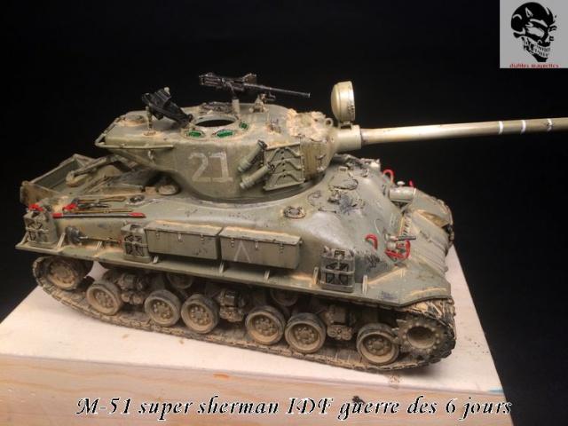 M-51 Super Sherman IDF - Academy 1/35 899116IMG4909