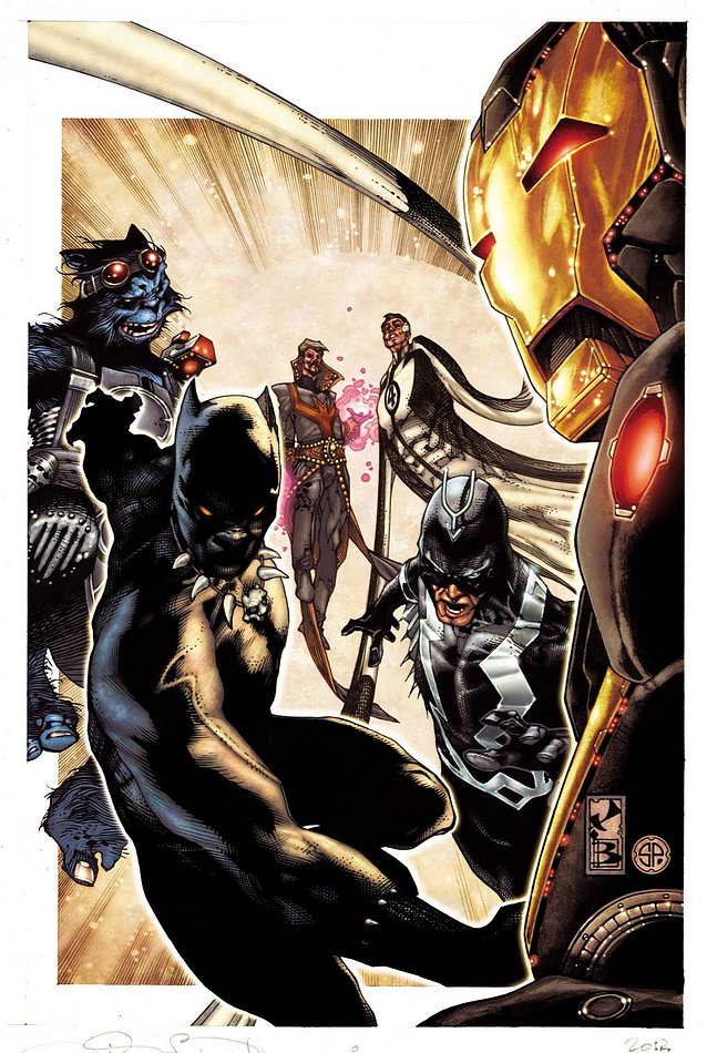 New Avengers (Marvel Now) 899859newavvarbianci