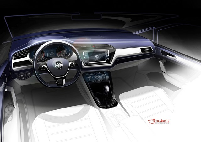 Le nouveau Touran obtient la note maximale de 5 étoiles Euro NCAP 900353thddb2015al03523large