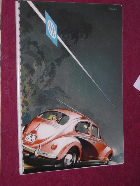Brochure reliée coccinelle  900639DSCN2644