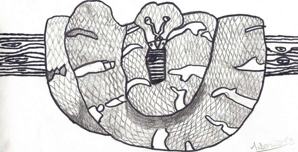 Mes dessin 901035serpentbranche