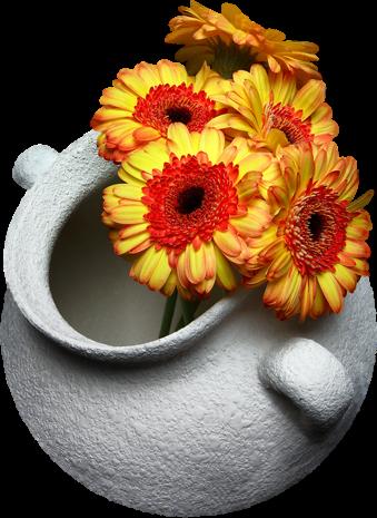 Tube fleur deco 901326f44297ad