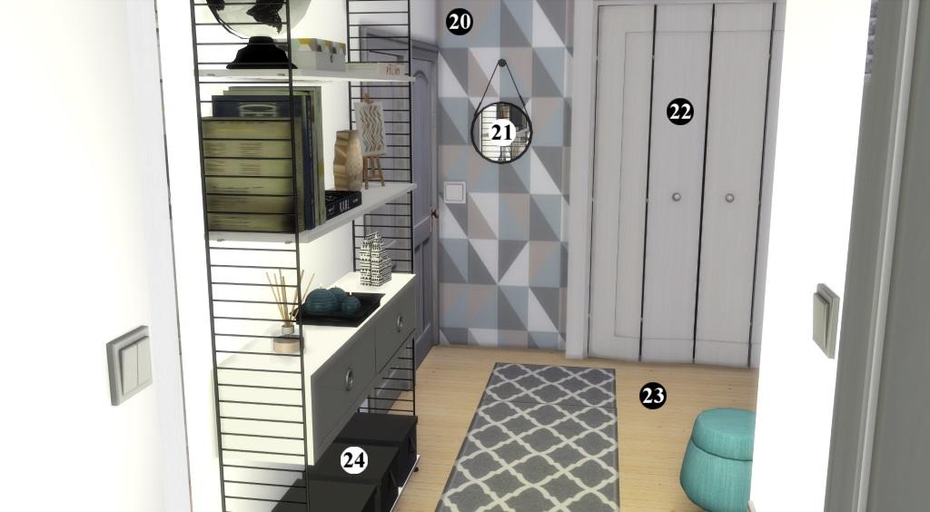 Appartement scandinave (let's build et téléchargement) 9016724en1024avecnumros