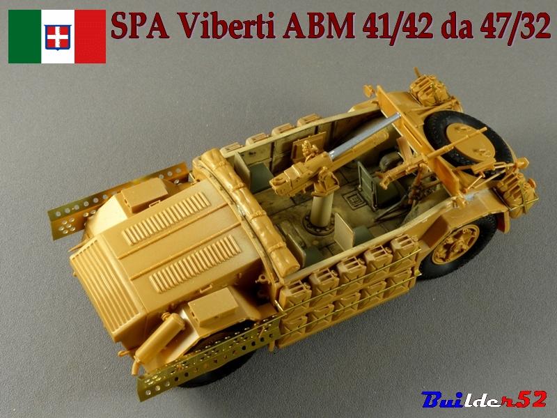 ABM 41/42  AT 47/32 - Italeri 1/35 901843P1030225