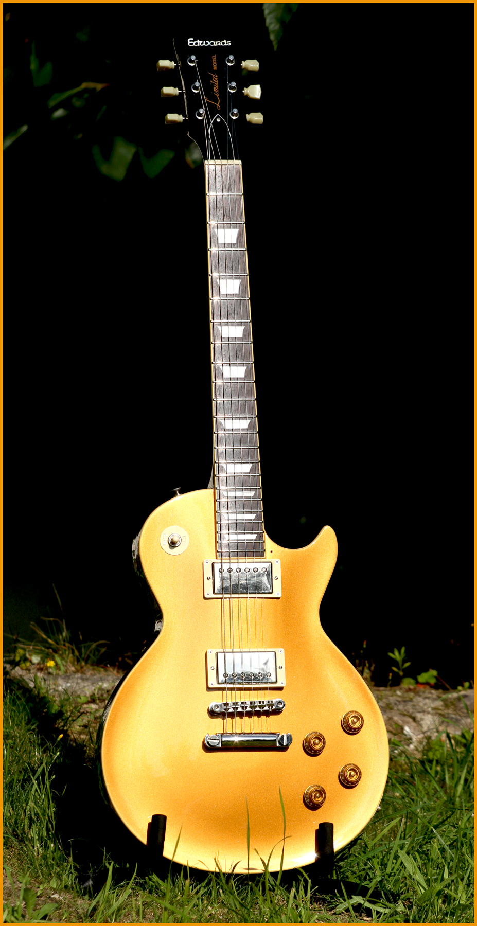 Edwards LP 92 Gold top 90304289e1