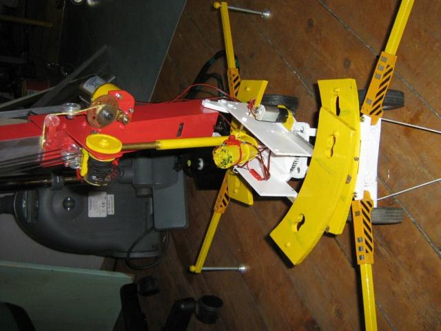 Grue auto portée télescopique à flèche à GIB électro hydraulique, en base Liebherr 1100 903066IMG2971