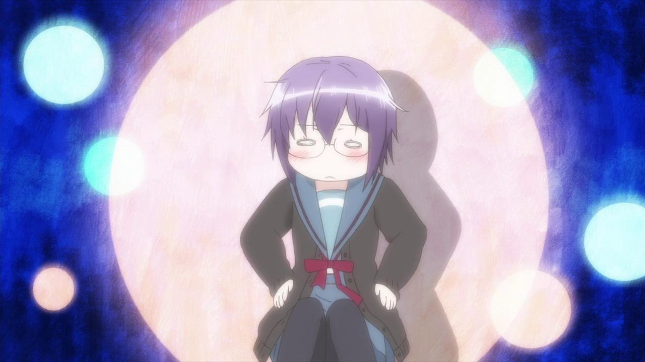 [MANGA/ANIME] Nagato Yuki-chan no Shoushitsu (The Disappearance of Nagato Yuki-chan) ~ 903294vlcsnap2015051411h44m19s176