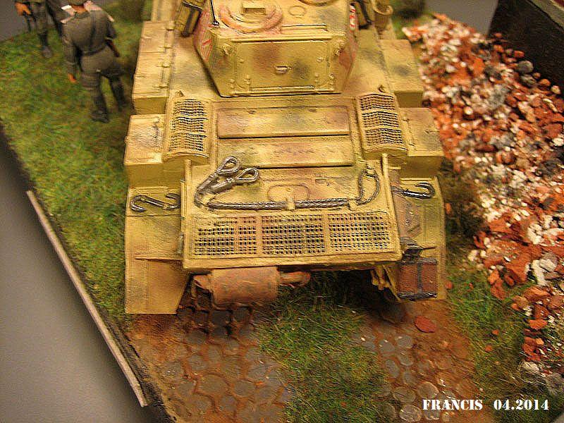 """Sdkfz 123  """" Luchs """"  ICM  1/35 903349Dio2904Luchs"""