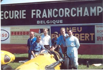 Écurie Francorchamps 903765PilotescurieFrancorchamps
