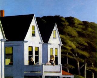 Couvertures d'Edward Hopper ! 90492128aSecondstorysunlight
