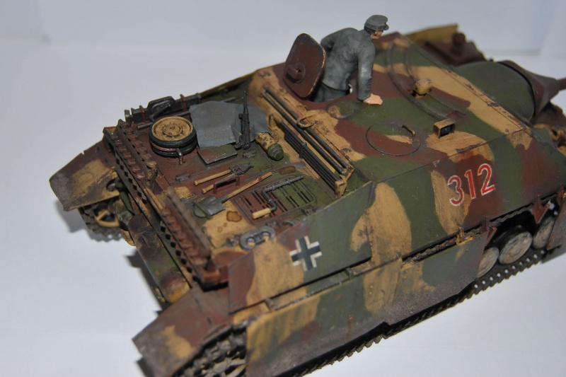 Jagdpanzer IV L/70 (V) [Tamiya]  905931DSC2133