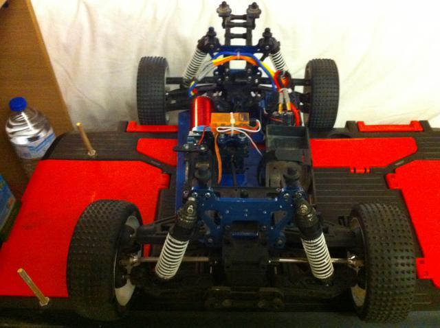 Carson Racing Vulcano converti Rallye Game Brushless !!! 905943IMG_0169