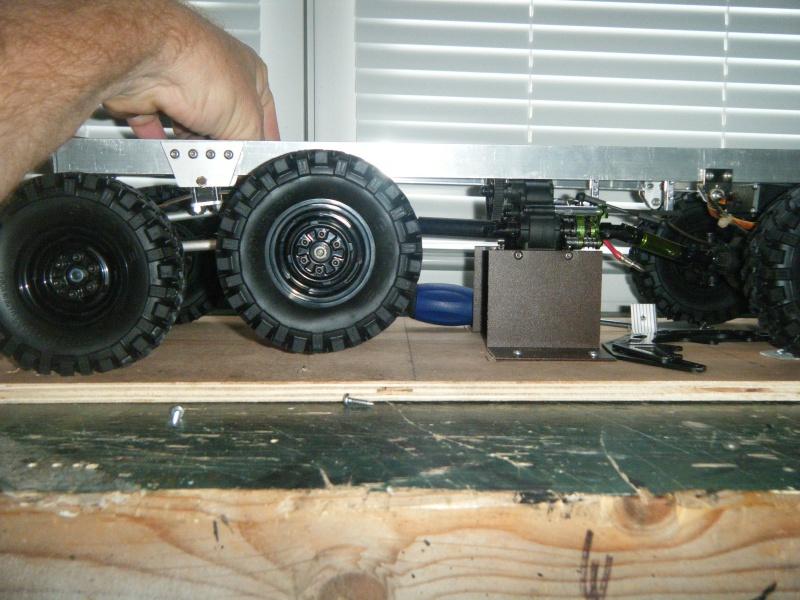 Mack 6x4 Monster Energy (FINI en attente d'un arceau) 906593DSCF2548