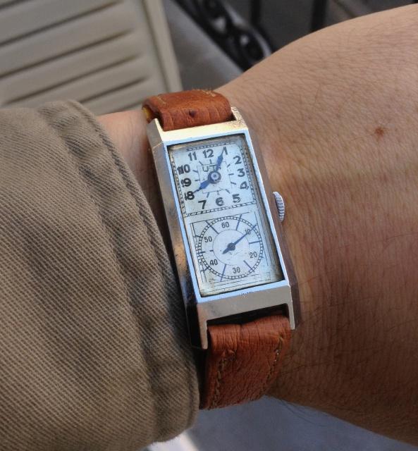 Minie Revue: UTI une montre de docteur 907191IMG4795