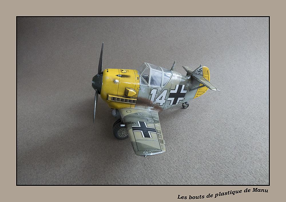 tiger - Bf 109 Tiger Model egg plane-FINI ! - Page 2 9078886347