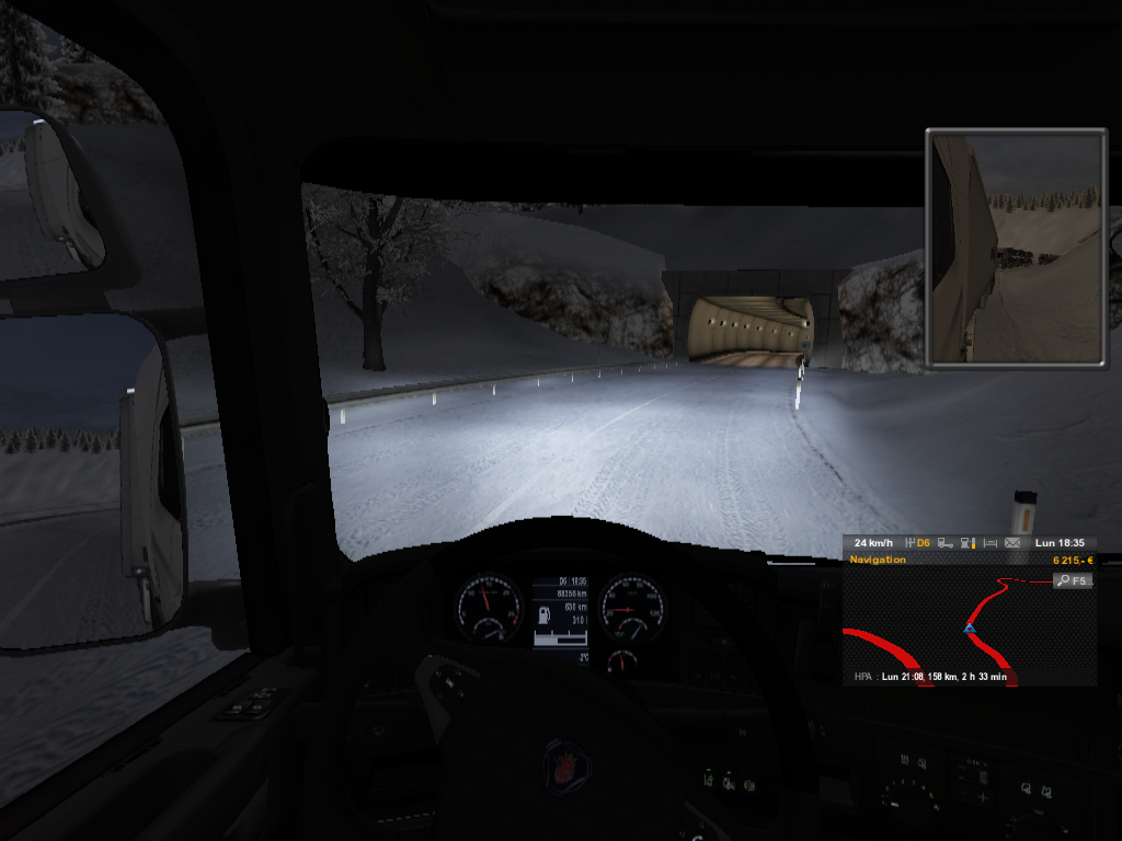 ETS2 - On the road 4 et extension Russie 908181ets200008