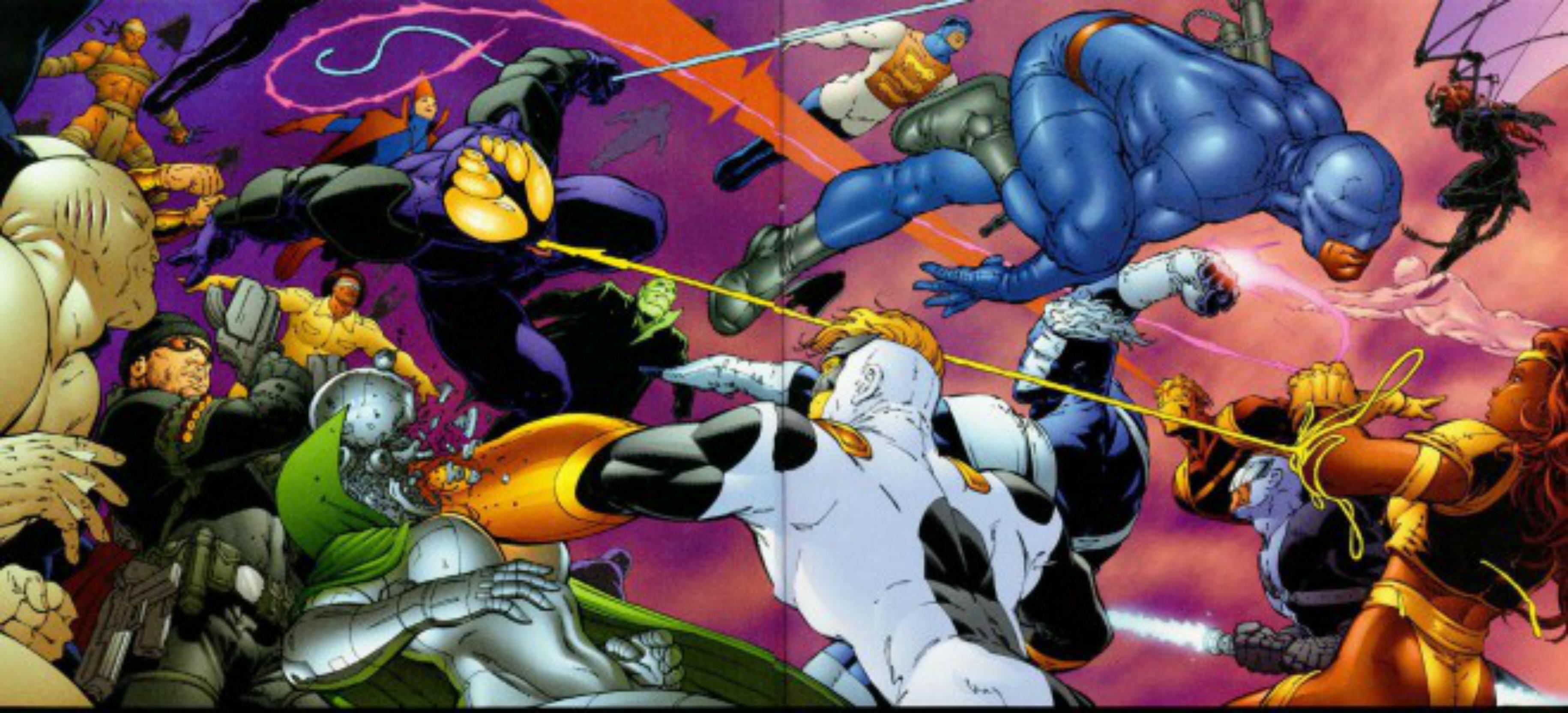 [Multivers Crisis] La Fin de Tout [Justice League] 908417TheAuthorityVol116pagesJackKirbyanalogue660x513