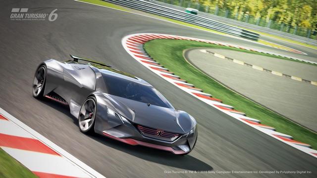 Un 0 à 100 en 1''73… c'est PEUGEOT Vision Gran Turismo ! 909057PEUGEOTVisionGranTurismoRacing02
