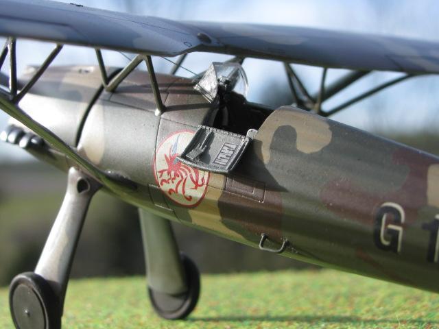 FW-56 Stösser Historic Plastic Models 1/48 909339IMG4459