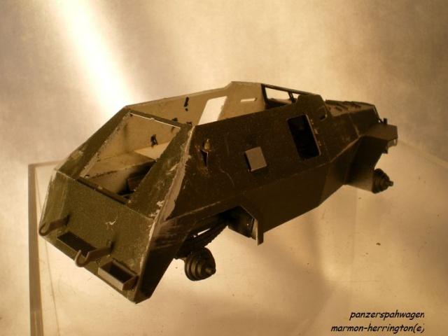 panzerspahwagen(Marmon-Herrington(e)IBG model 1/35 910064IMGP3620