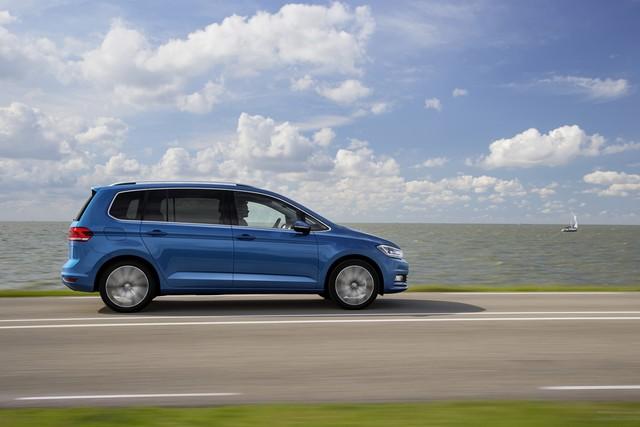 Le nouveau Touran obtient la note maximale de 5 étoiles Euro NCAP 910674thddb2015au01085large