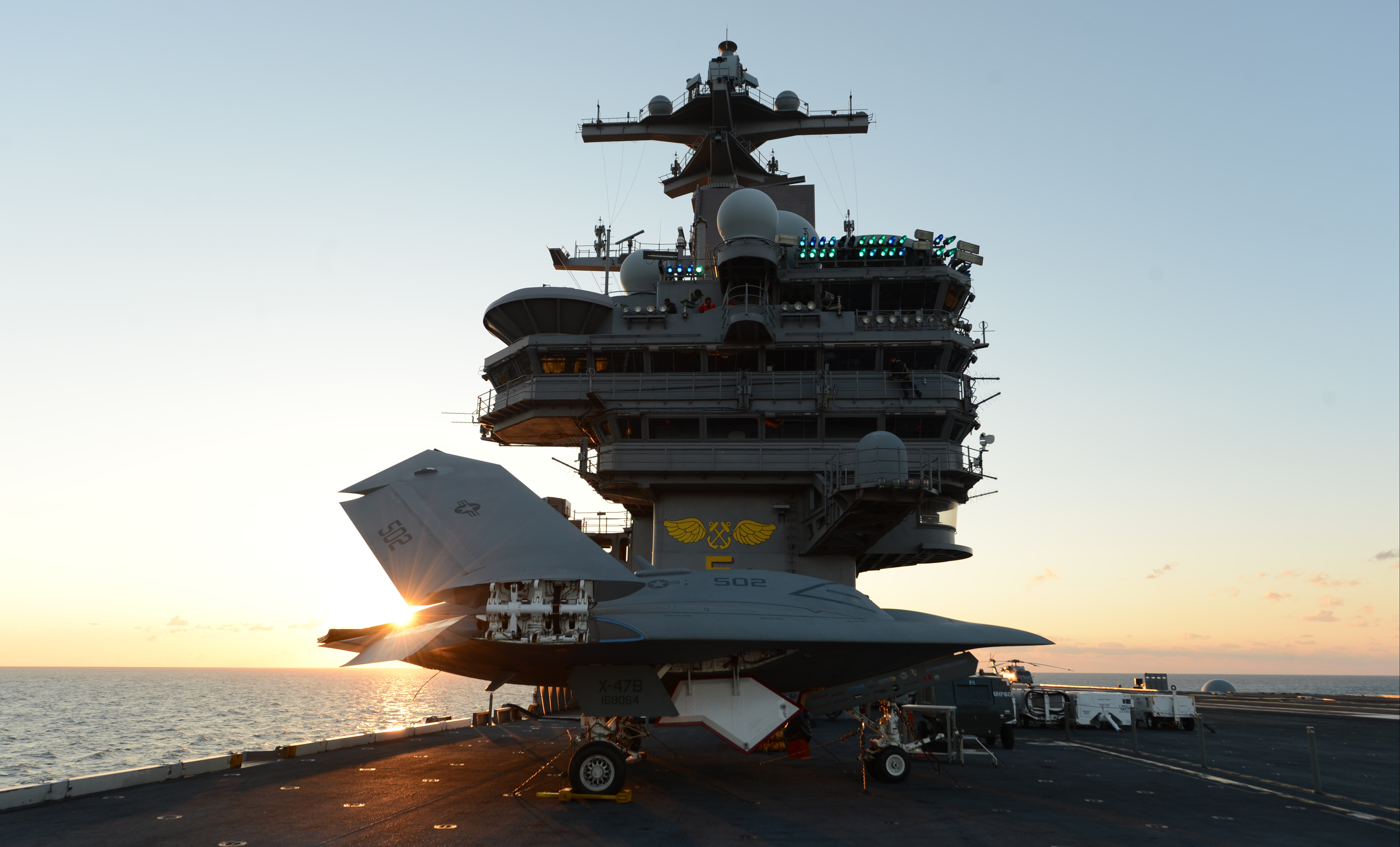 USS George H.W. Bush CVN 77 au 1/700 910684USSGeorgeHWBush
