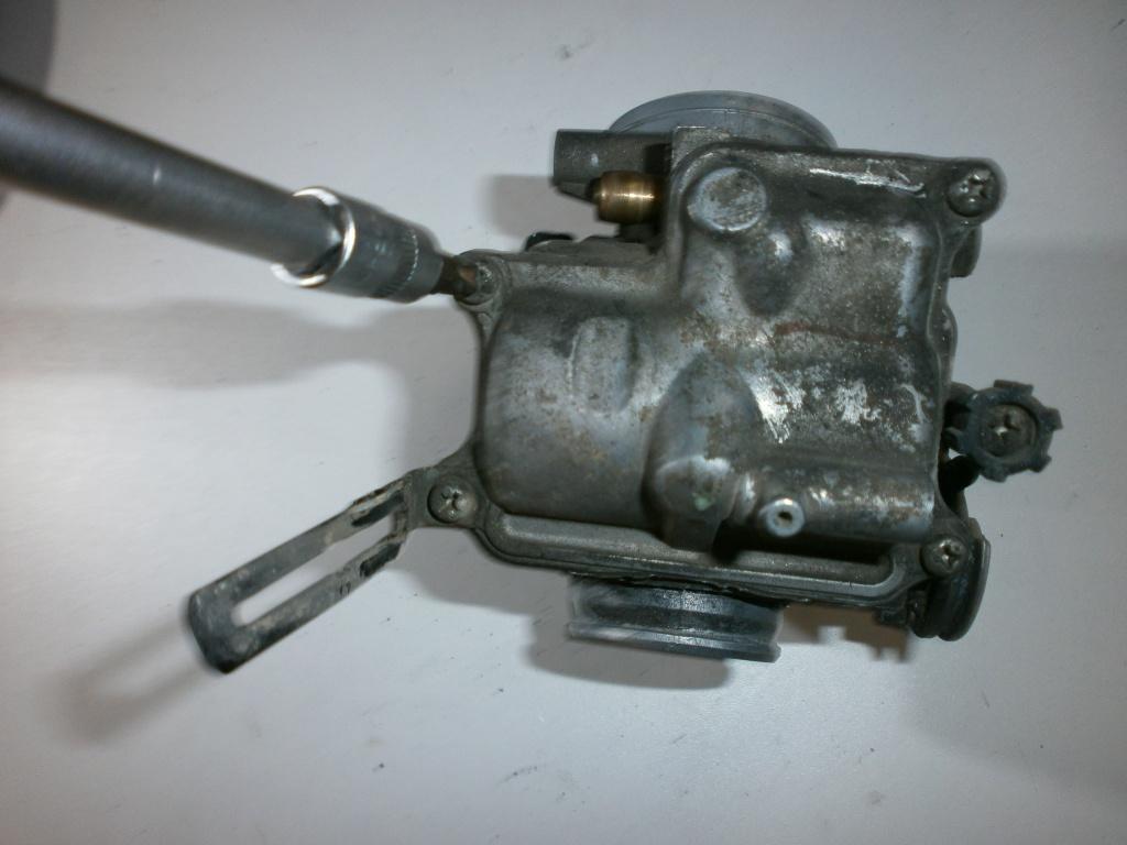 Nettoyage carburateurs de transalp 600 910793P1270022