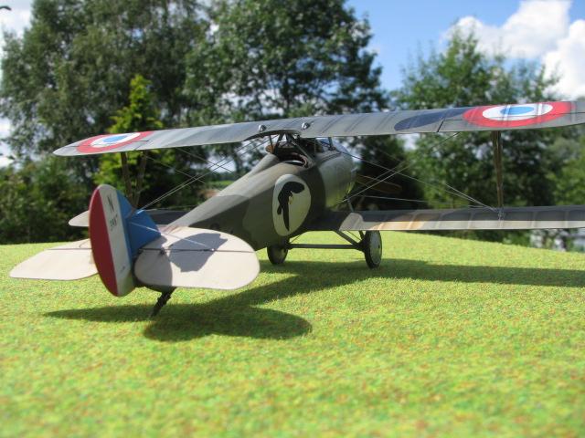 Nieuport 24 Roden 1/32 Modèle terminé. 911169IMG2561