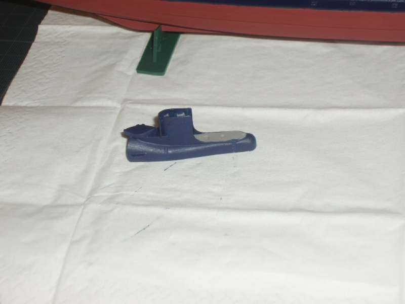 sous-marin SURCOUF 1/400 911983Photo171