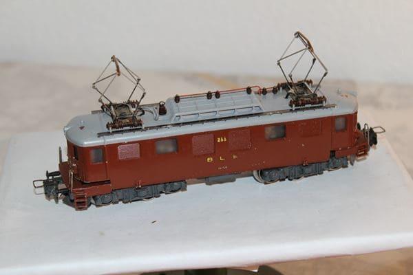 BB SNCB 123 Schnabel 912204TrixexpressBLS