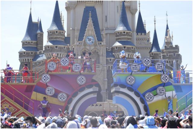 [Tokyo Disney Resort] Programme complet du divertissement à Tokyo Disneyland et Tokyo DisneySea du 15 avril 2018 au 25 mars 2019. 913487sf6