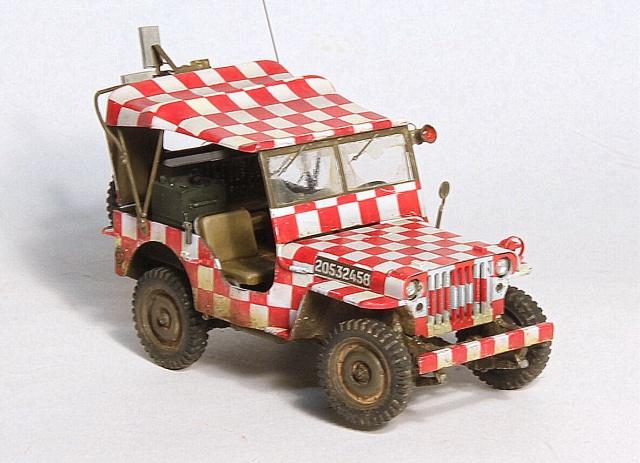 jeep indochine - Les derniers arrivent. Jeep USAAF 1/35 (update du 13/10/15). 913497015
