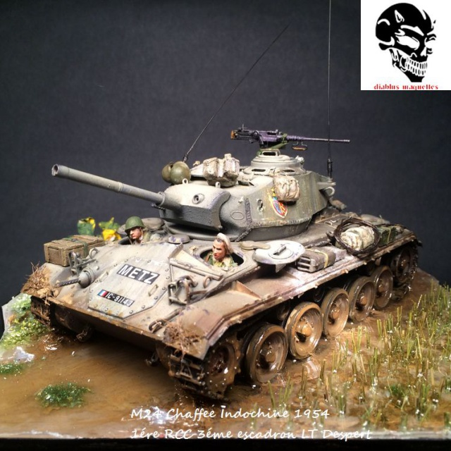 M24 Chaffee light tank, AFV Club 1/35 - Page 4 915065IMG3675