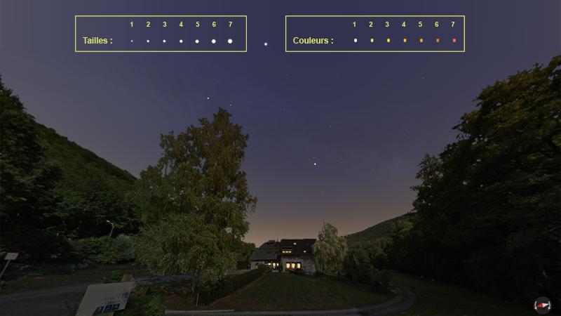 1976: le 20/07 à 21H30 22H -sphère lumineuse - Lieu dit Fackenthal (67)  - Page 2 9154372cFischhutteStreetViewIIStellariumPalettes800