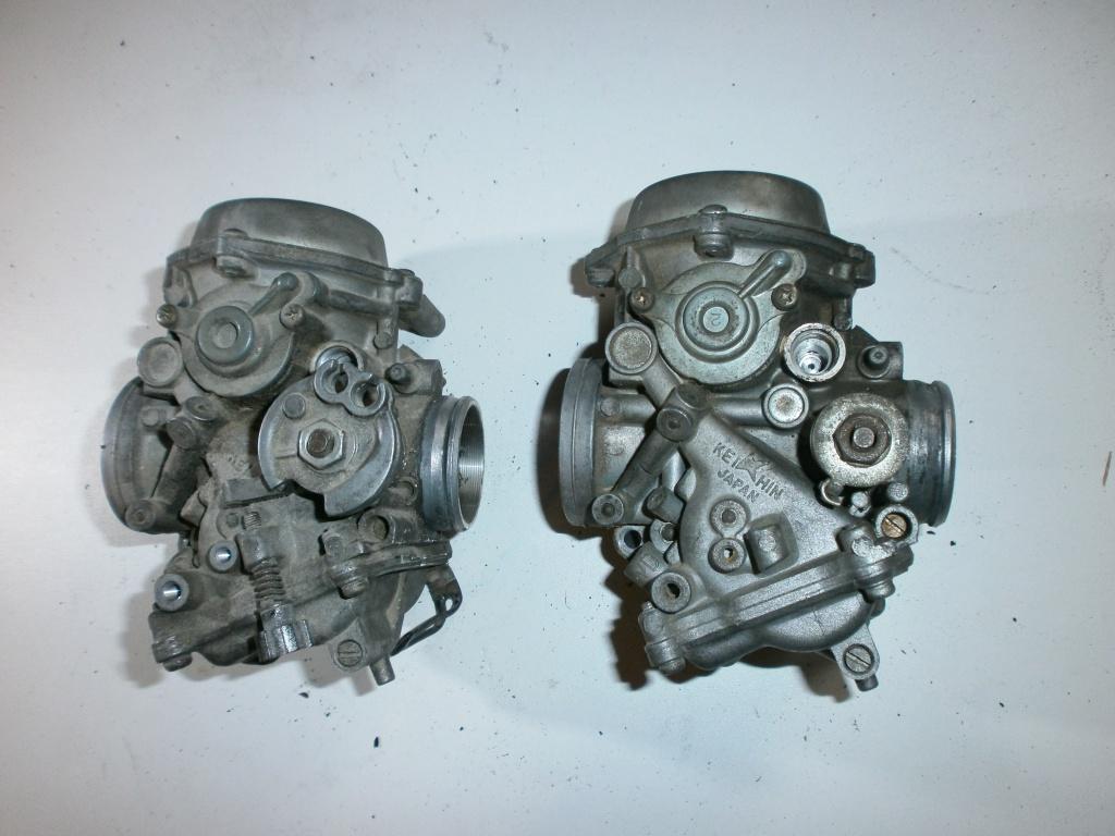 Nettoyage carburateurs de transalp 600 915703P1270014