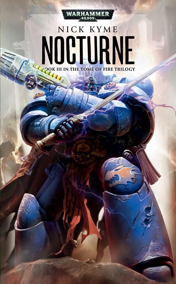 Trilogie du Tome du Feu par Nick Kyme 915898Nocturne