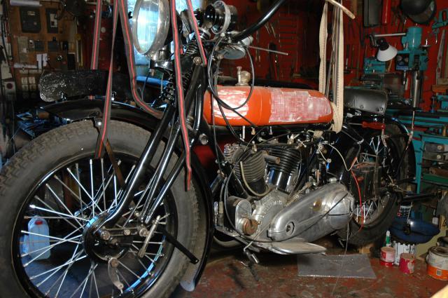 Moto René Gillet 750 type G 1929 - Page 6 916809DSC3490