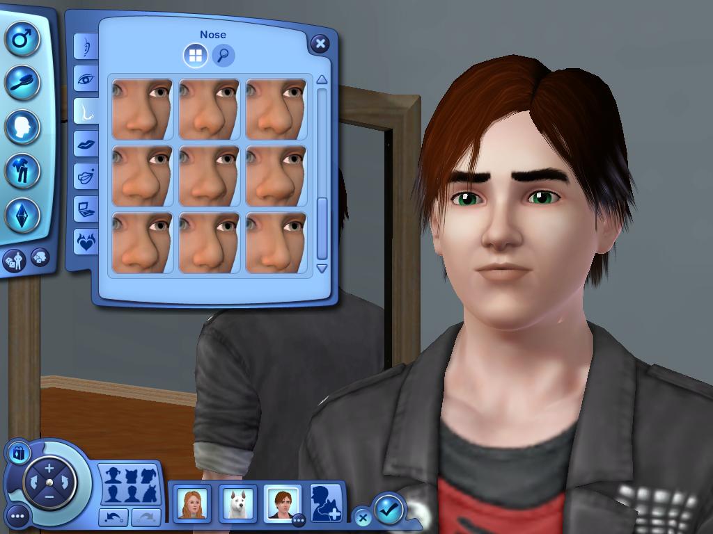 Les Sims ... Avec Kimy ! 916985ttedeStan